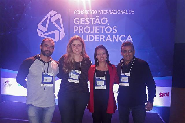 Colaboradores do ICI participam do CIGPL